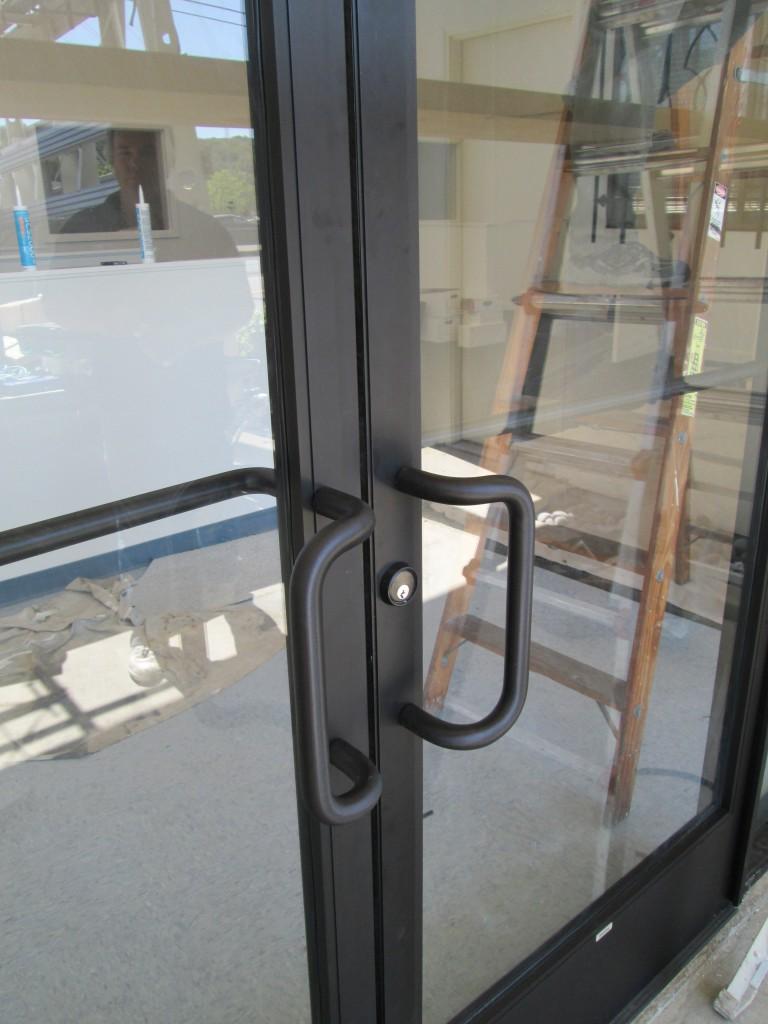 Arcadia Alumnium Entry Door Pulls