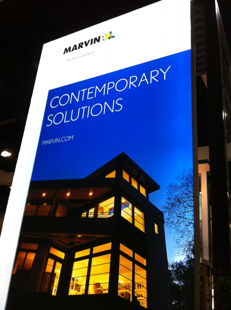 Marvin at Dwell on Design, featuring Contemporary Solutions