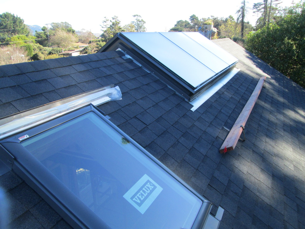 Velux Skylight Deck Mount