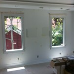 60 Minute Fire Rated Wall Assemblies in Marin County Project