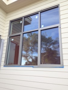 All Weather 6000 Series, Custom Anodized Aluminum Window