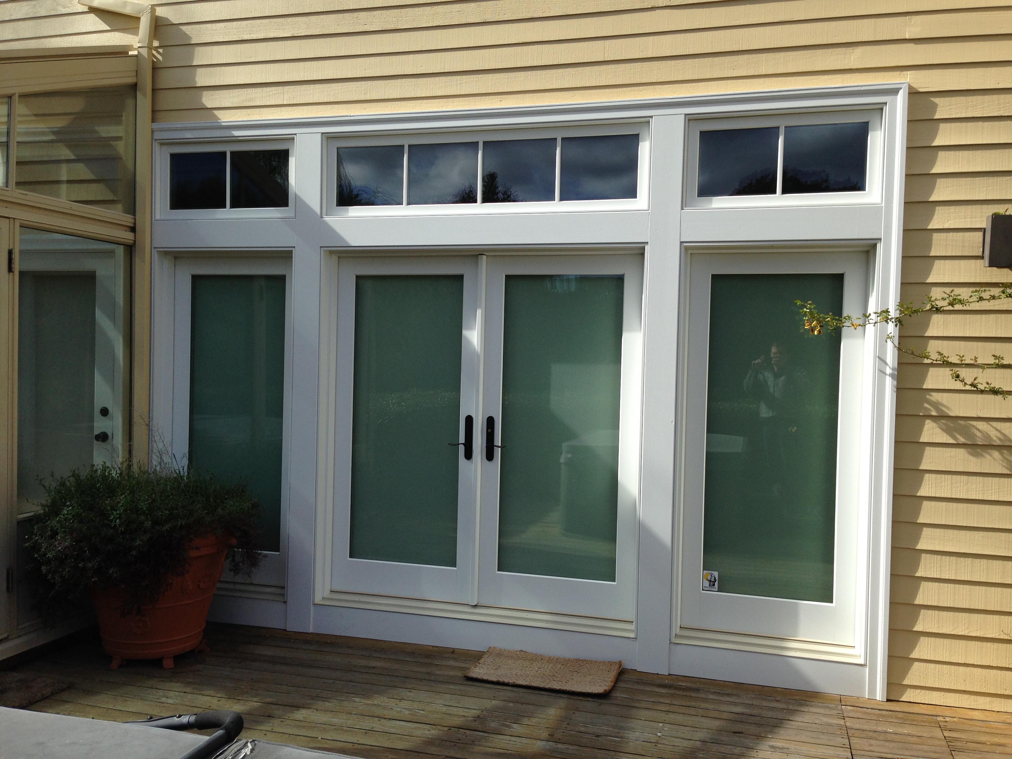 2448 #8F763C Marvin Clad Inswing Door Marin Glass And Windows Blog save image Clad Doors 47573264