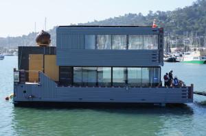 Sky-Frame Project in San Francisco Bay